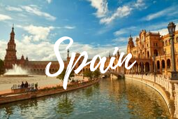 Spain Travel Guides Cover