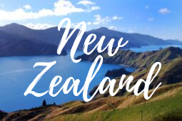 New Zealand Guides