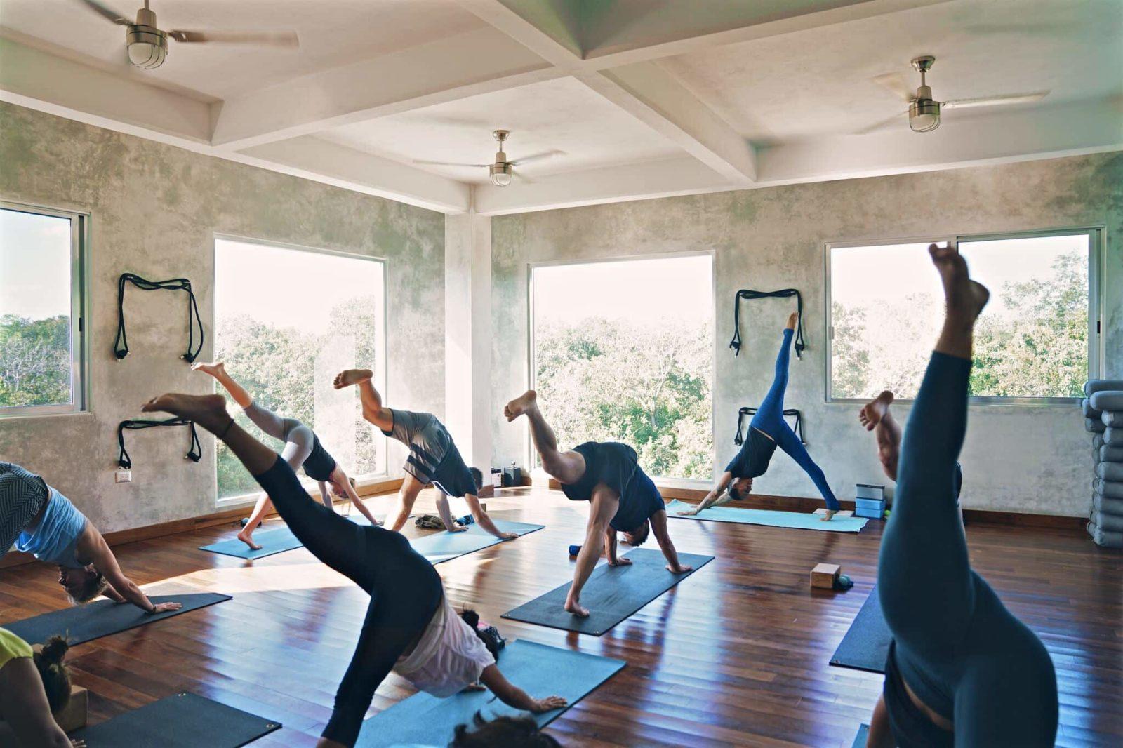 Tulum Mexico yoga retreat