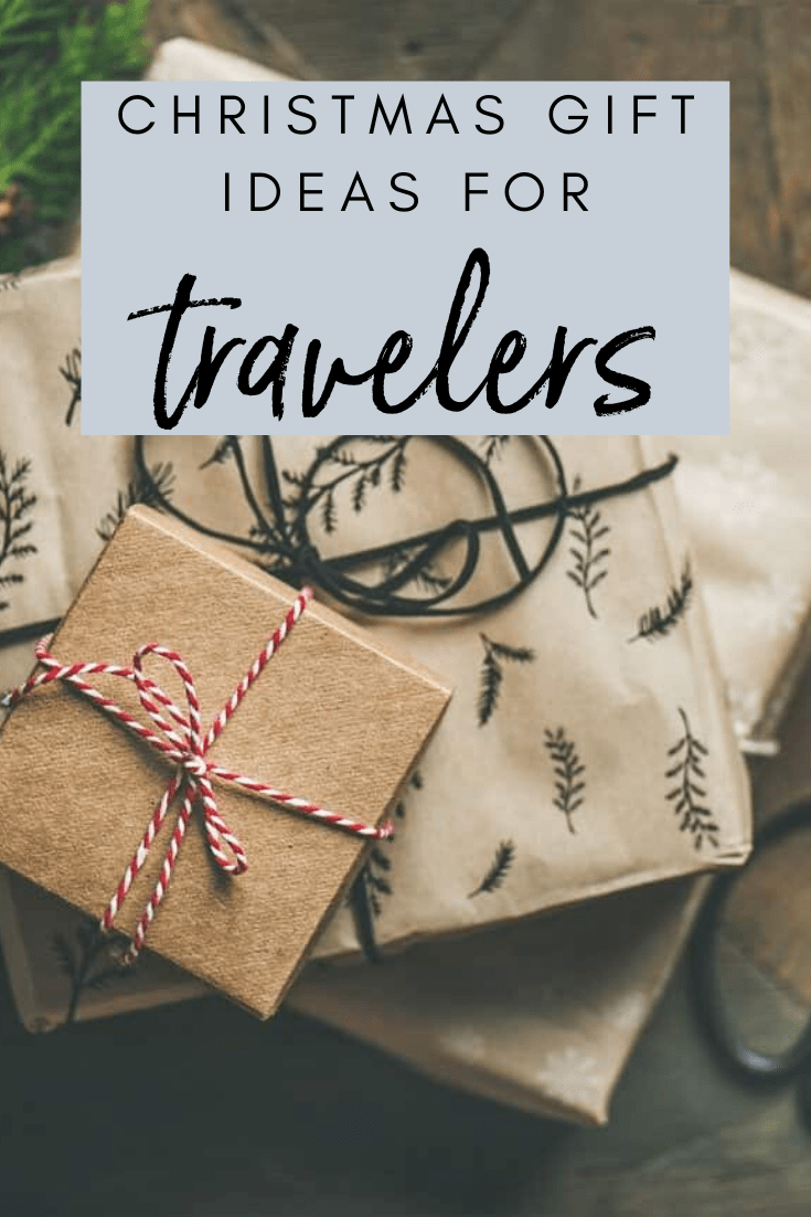 Are you wondering what to buy for the traveler in your life for Christmas? You aren't alone, buying a Christmas gift for a travel lover can be difficult. In this list, I've added some of my favorite travel accessories and things that I love to take with me wherever I am in the world. #travelgifts #giftsfortravelers #christmasgiftguide #christmasgiftguidefortravel