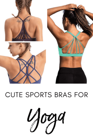 THE BEST YOGA AND DANCE BRAS REVIEWED
