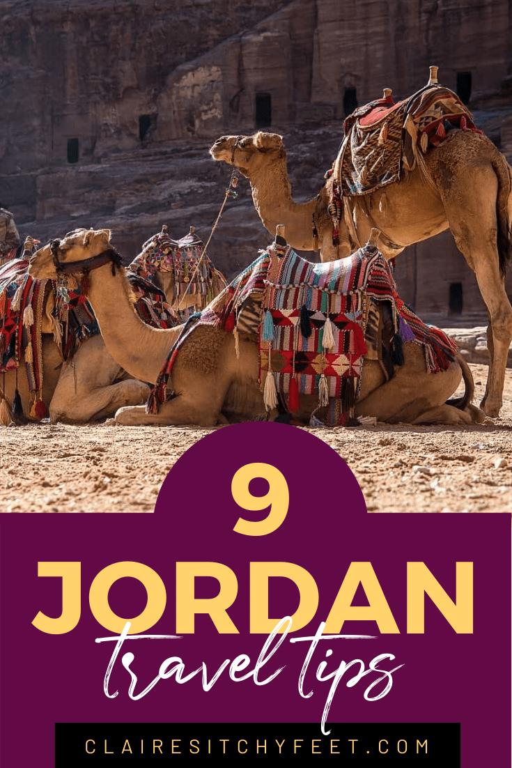 9 Jordan Travel Tips