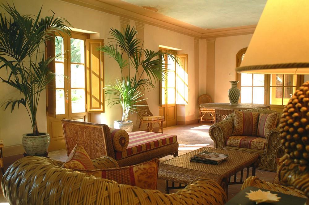 luxury Tuscan villa rentals