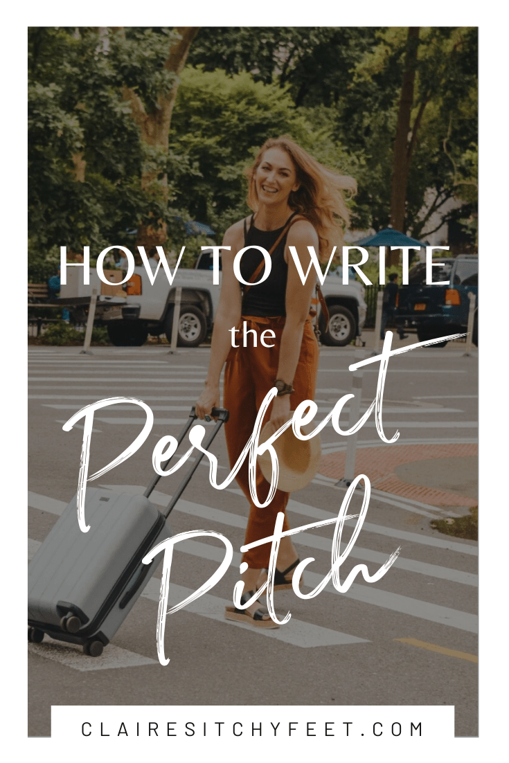 How to Write the Perfect Pitch