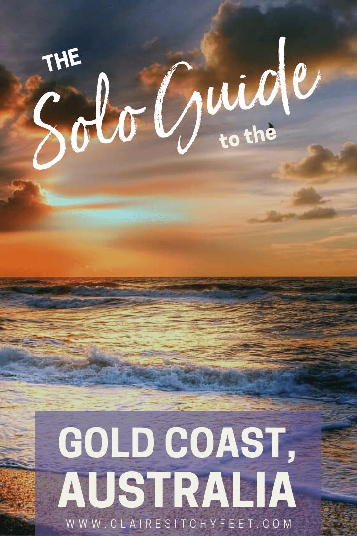 The Solo Guide to the Gold Coast, Australia