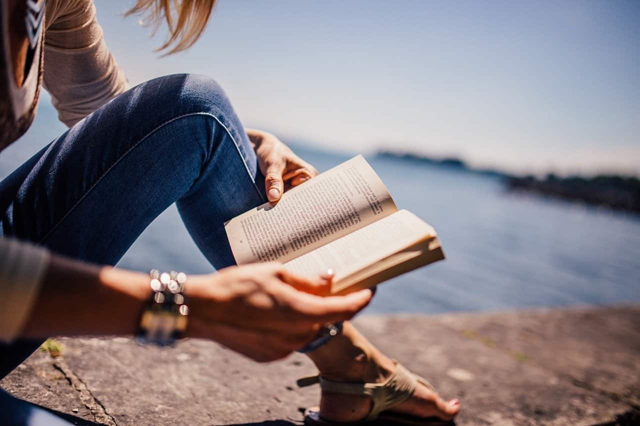 25 Of The Best Books To Read While Traveling In 2020