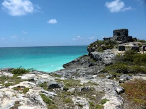 getting from Cancun Airport to Tulum