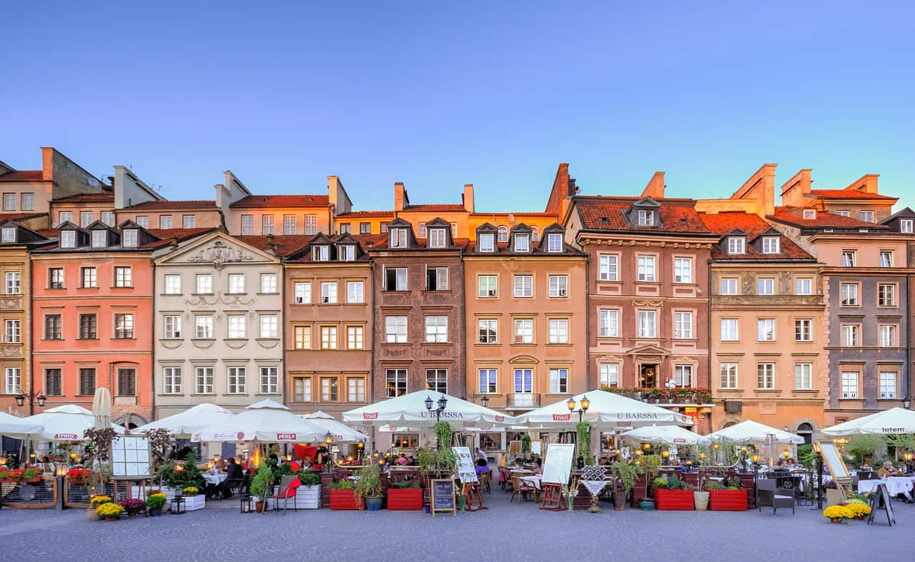 The Solo Guide To Warsaw | Top Things to Do In Warsaw Alone