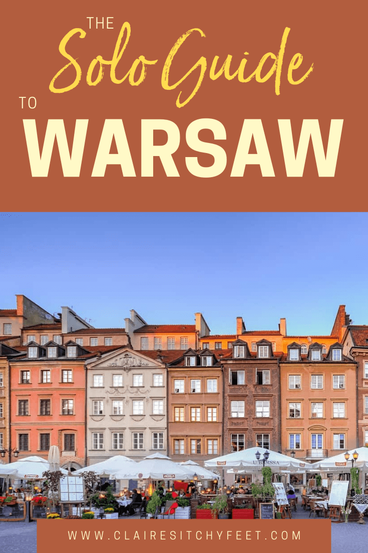 The Solo Guide To Warsaw
