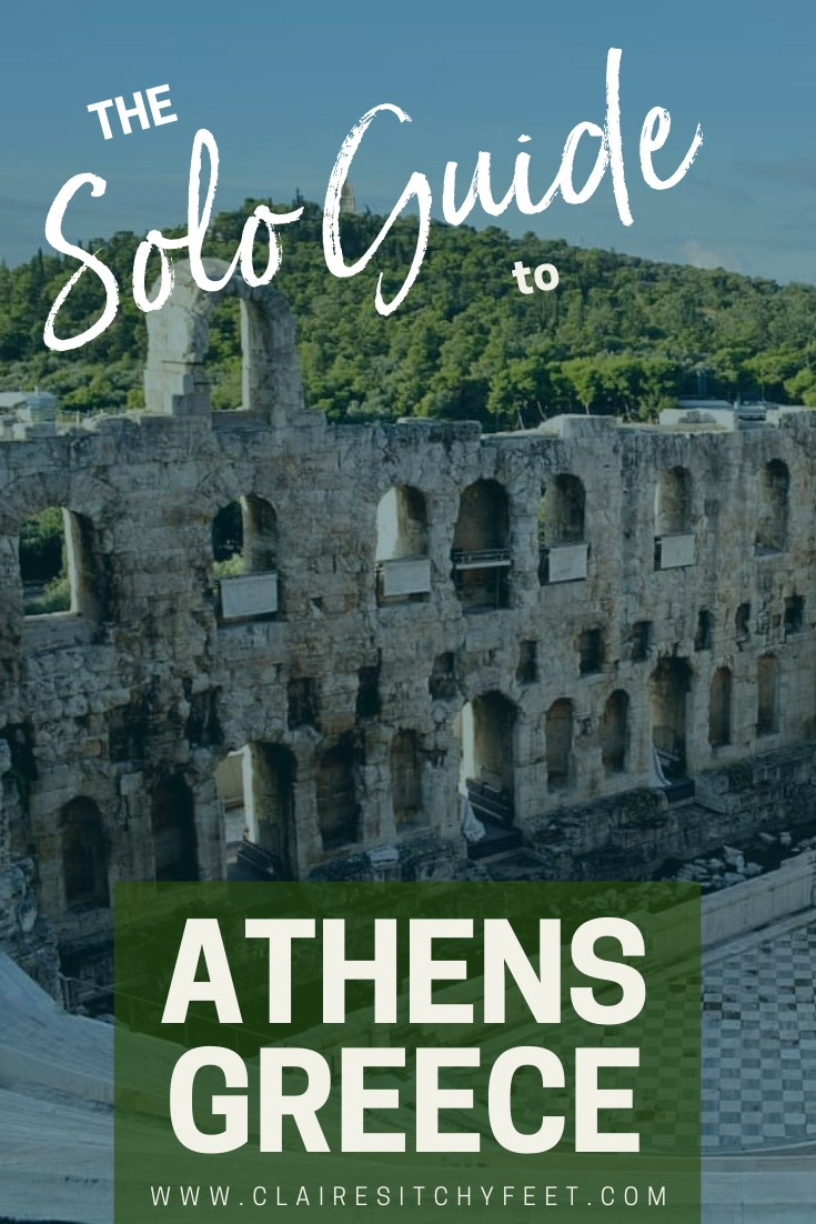The Solo Guide to Athens Greece