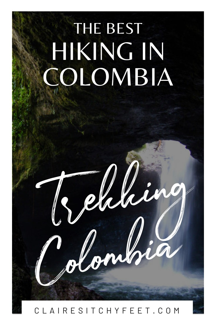 Trekking Colombia | The Best Hiking in Colombia