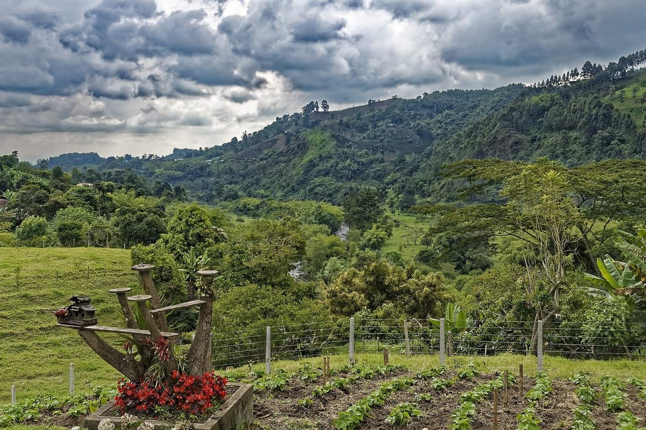 The Ultimate Colombia Backpacking Route