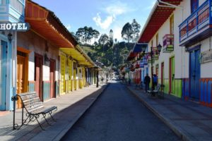 Salento Travel | How to get to Salento from Bogota Medellin or Cali