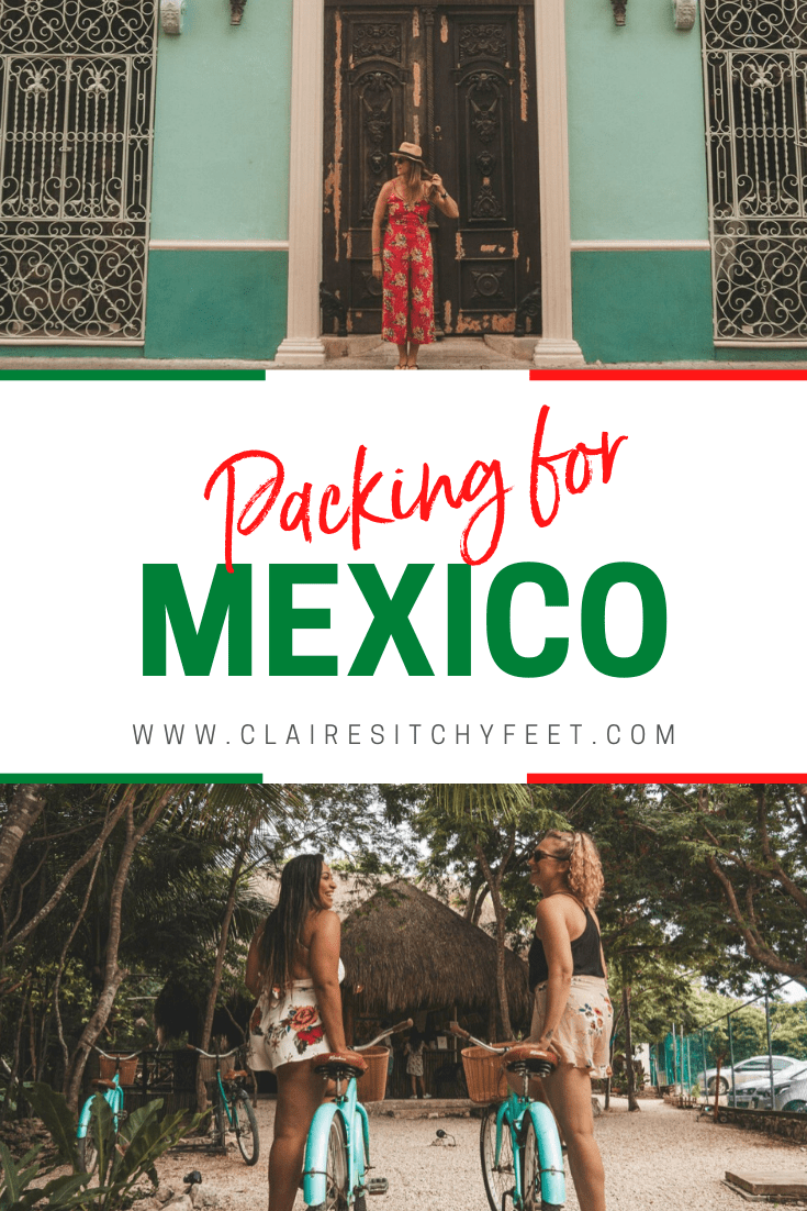 Packing List For Mexico