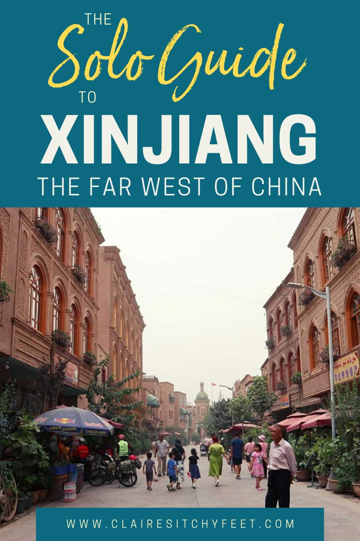 Solo Guide to Xinjiang - The Far West of China