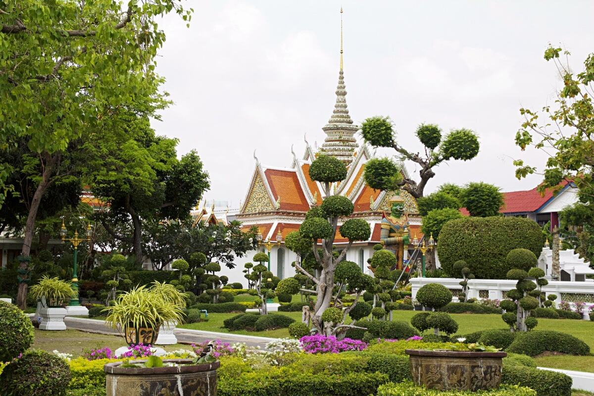 bangkok itinerary 2 days