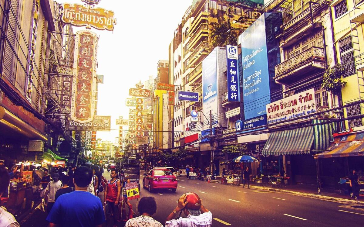 The Best Bangkok Itinerary (1, 2, 3, and 4 day Bangkok Itineraries)
