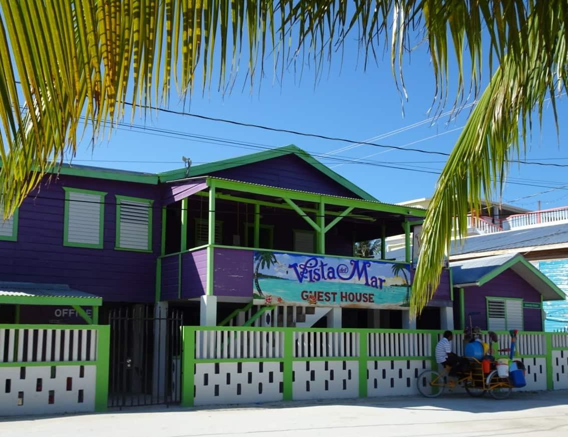Caye Caulker accommodation