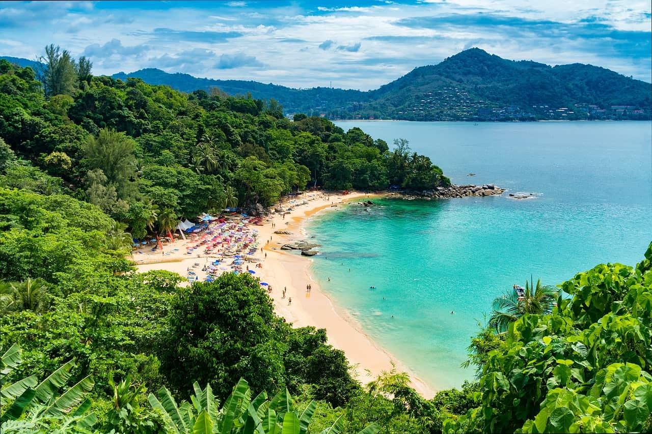 Thailand backpacker itinerary