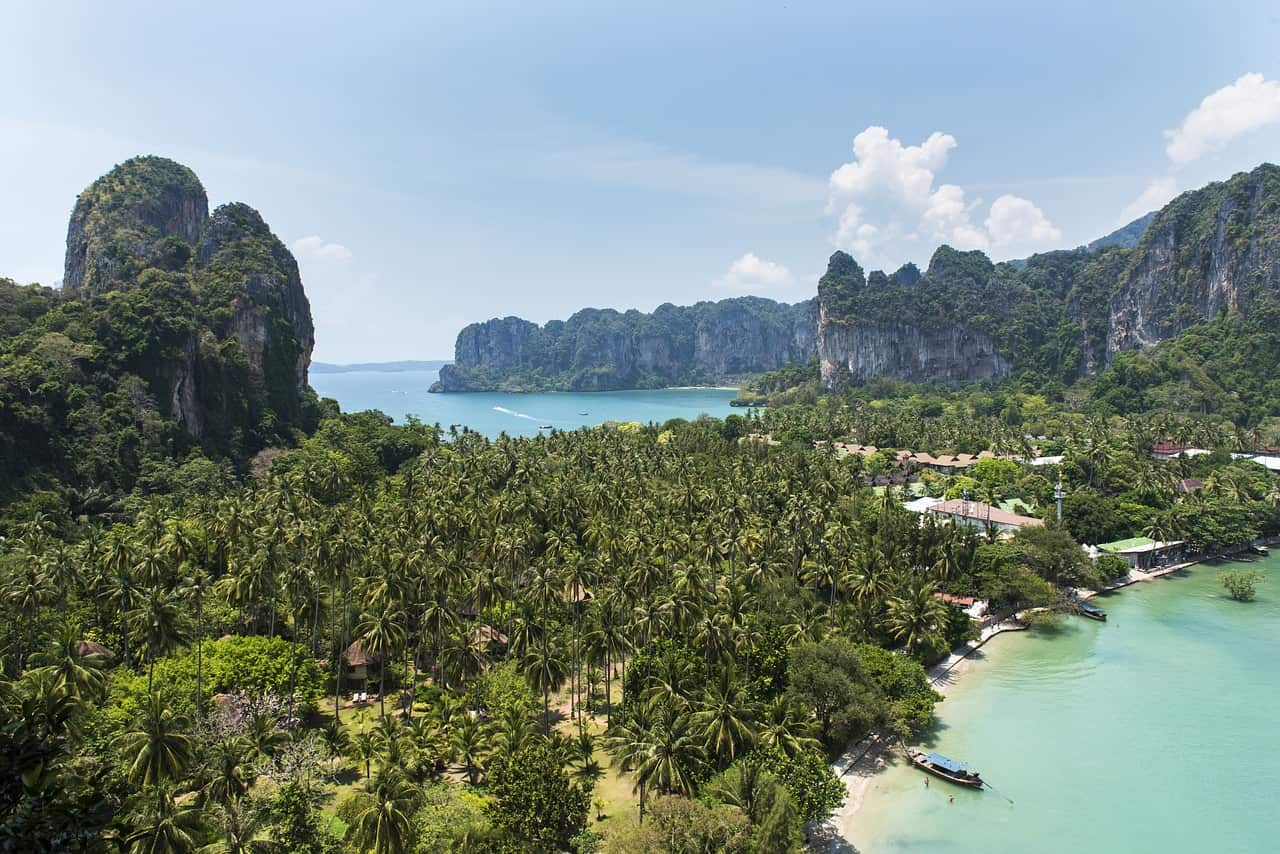 itinerary for Thailand trip