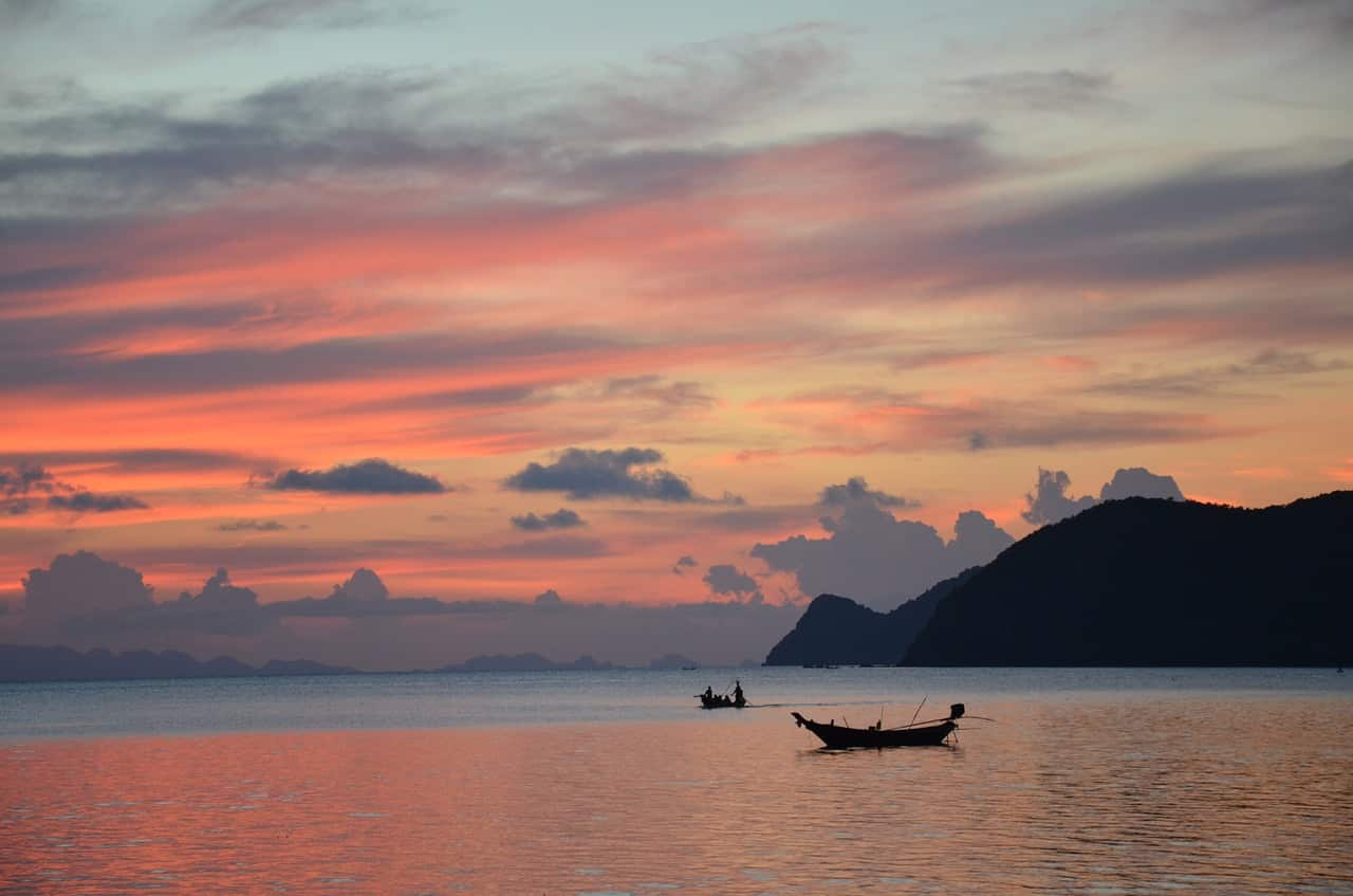 the best itinerary for Thailand
