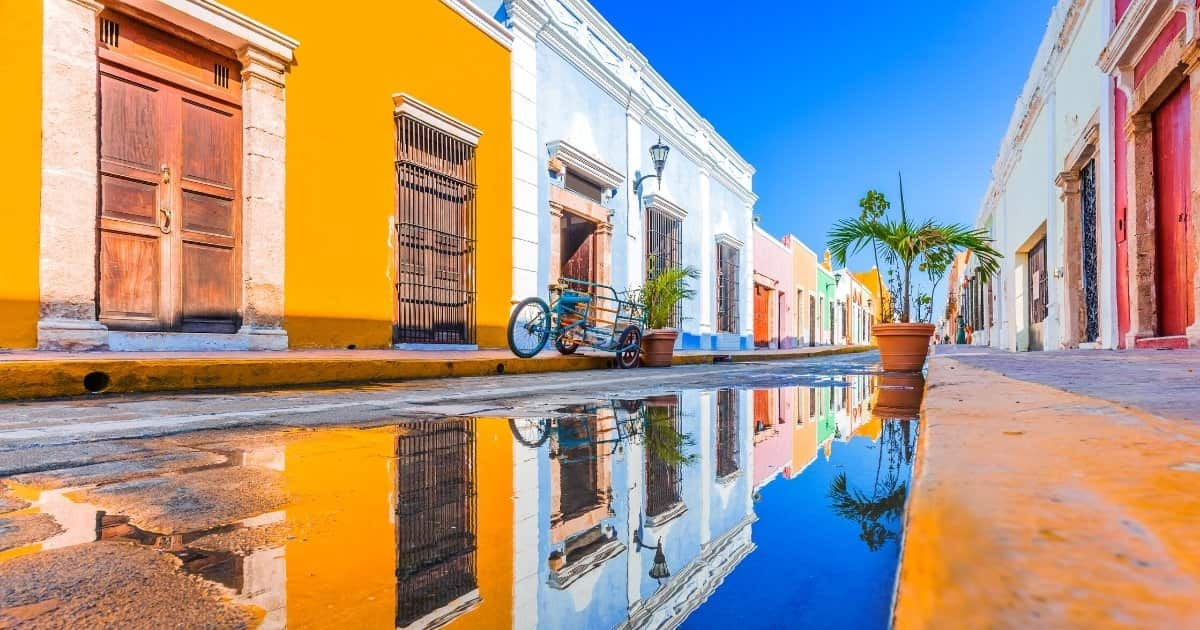 day trips from Merida