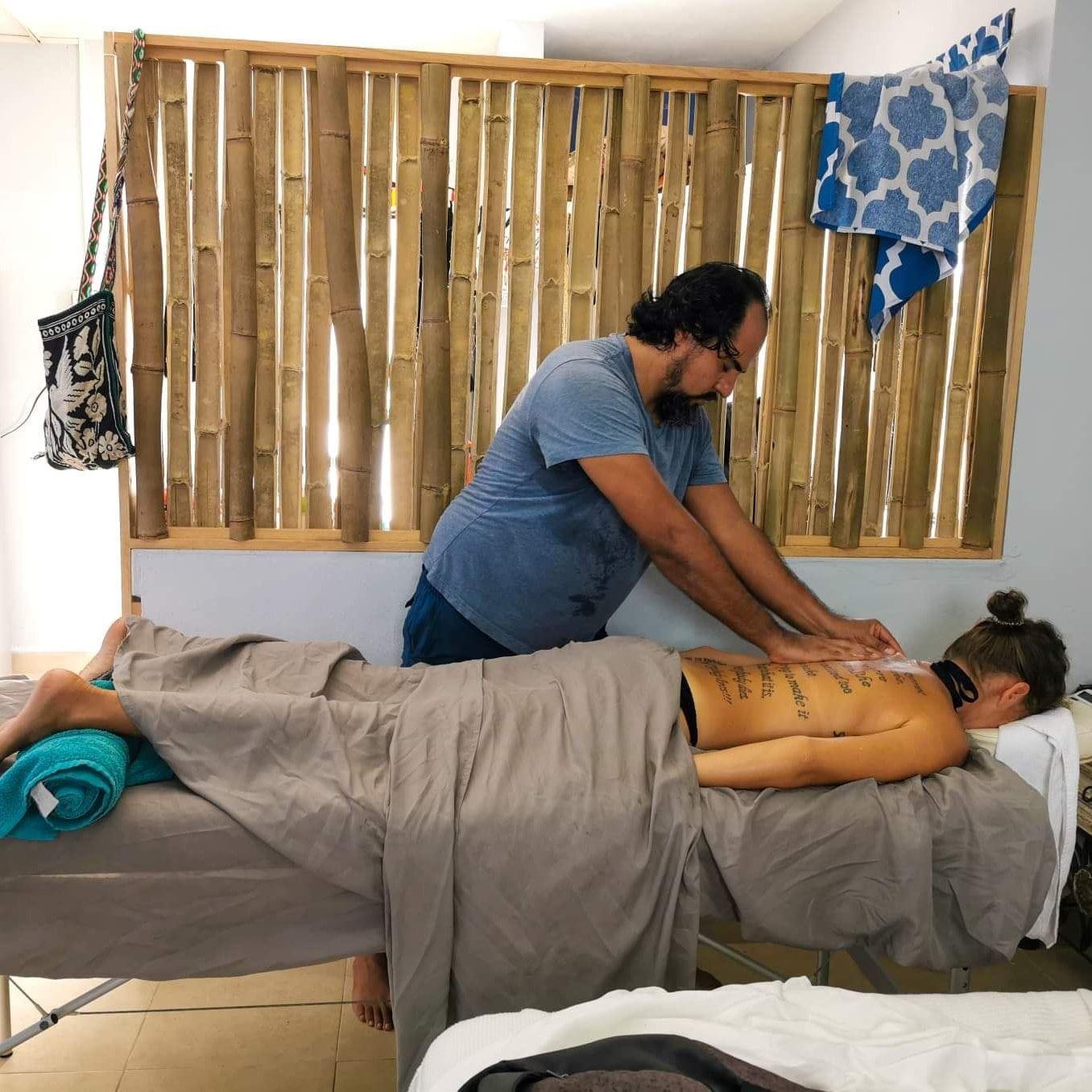 mayan massage playa del carmen