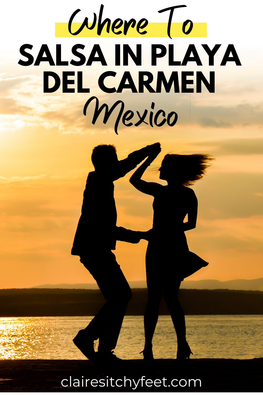 Where to salsa playa del carmen