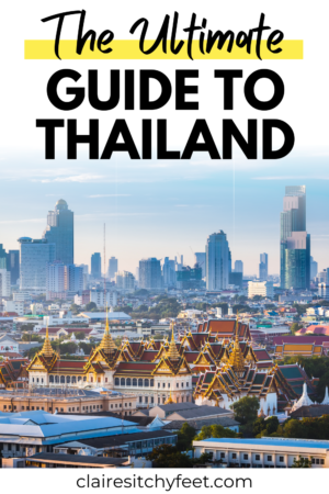 ultimate Thailand Travel guide