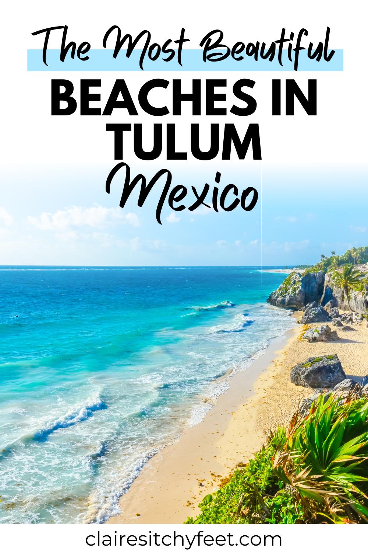 The Best Public Beaches in Tulum