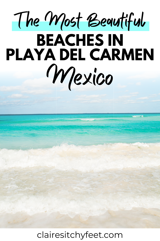 beat beach in Playa del Carmen