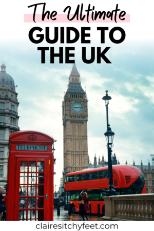 Travel Guide to the UK