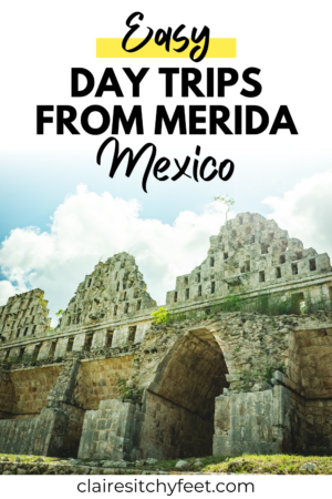 6 Popular Day Trips From Merida Mexico