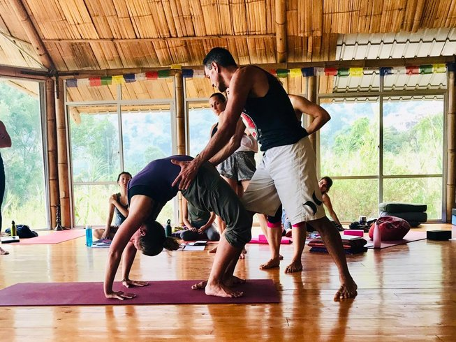 Yoga Retreat Guatemala