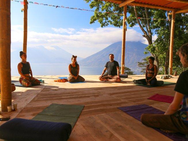 21 Day 200-Hour Yoga Teacher Training in Santiago Atitlán