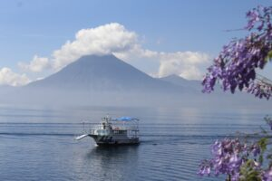 Antigua to Lake Atitlan