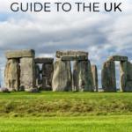 The United Kingdom Travel Guide