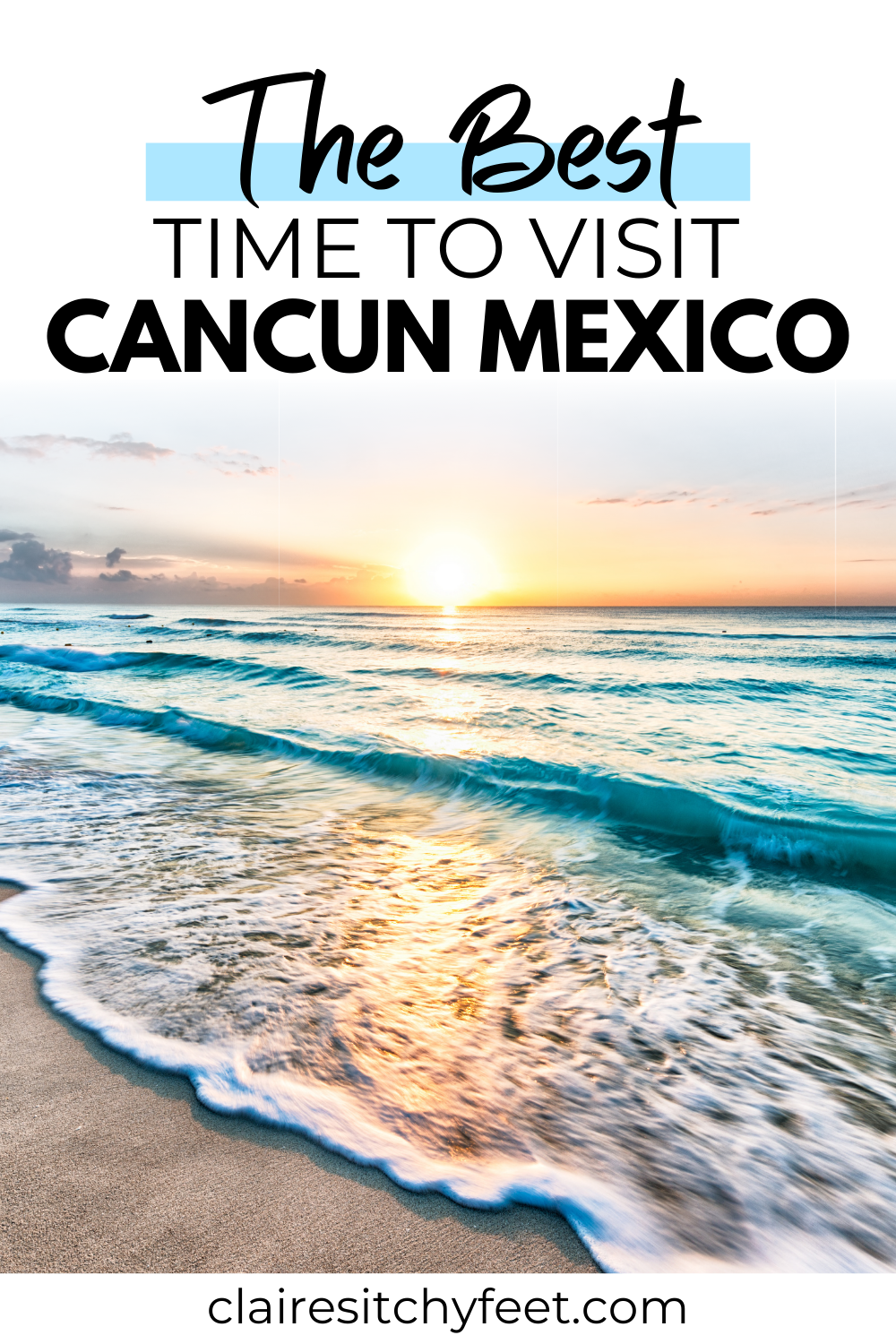 best time to go to cancun mexico