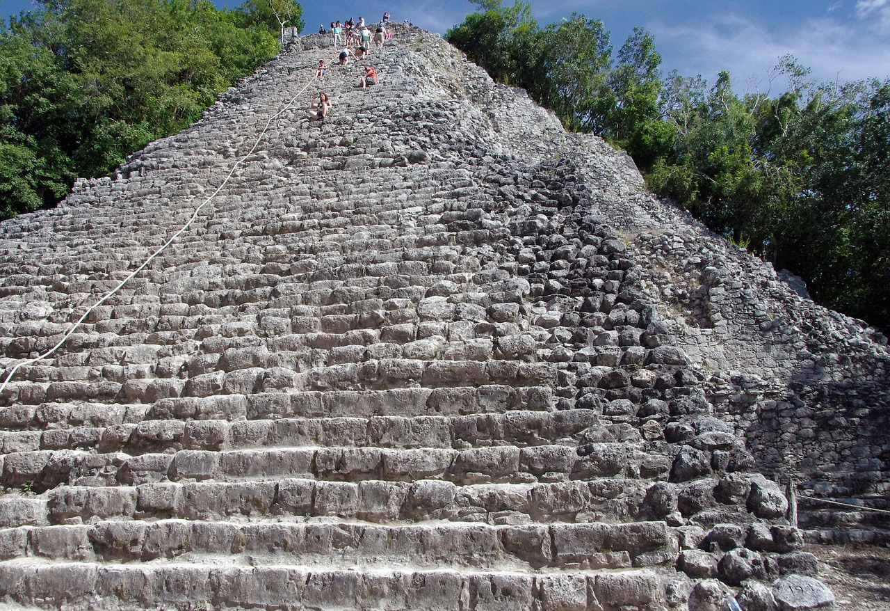 Riviera Maya Excursions Coba Ruins Mexico