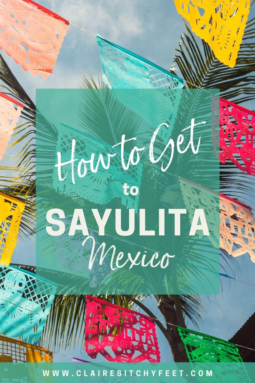 How to Get to Sayulita