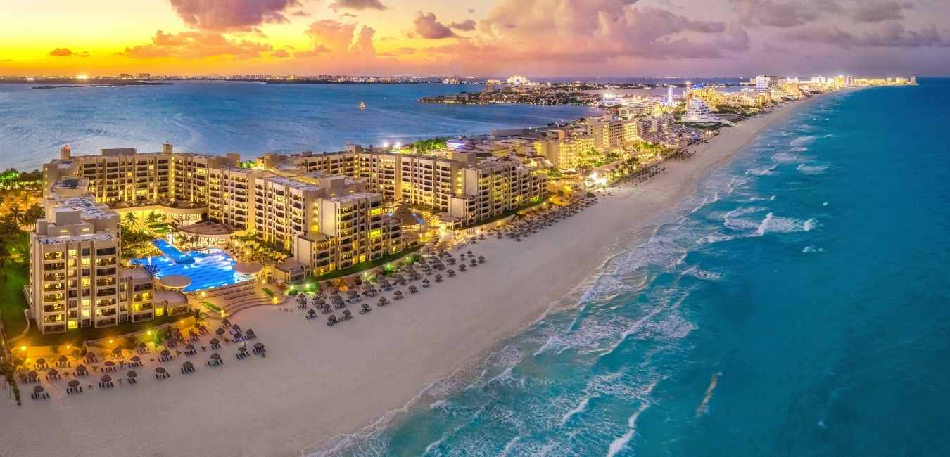 Picture of cancun hotel zone Travel Tips For Mexico
