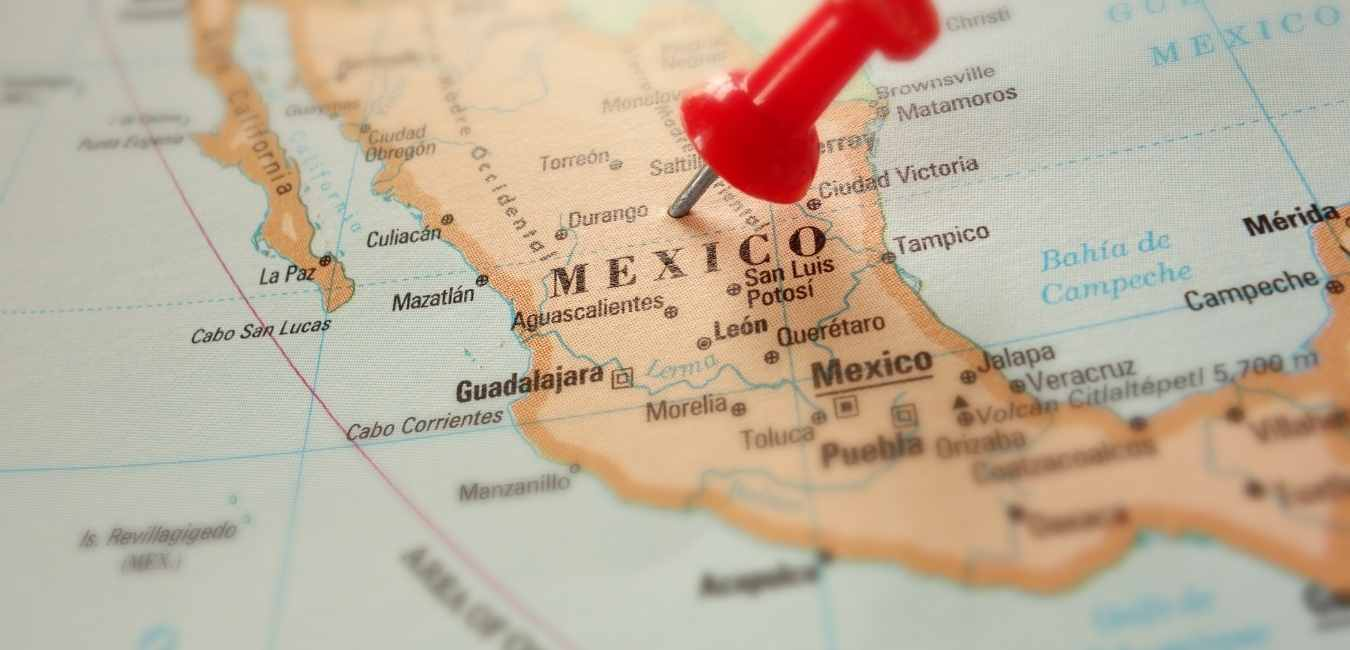 A map of Mexico Travel Tips For Mexico