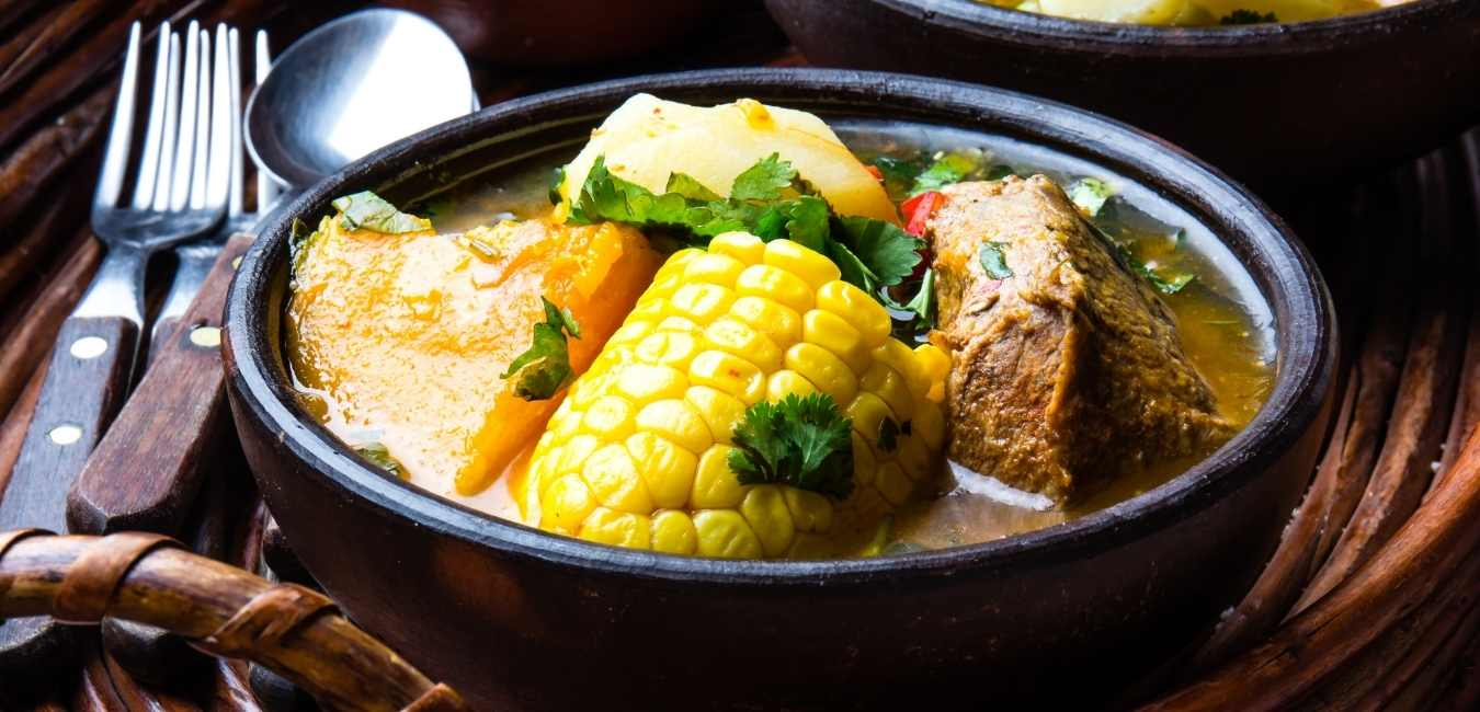 menue del dia - Lunch of the day mexico