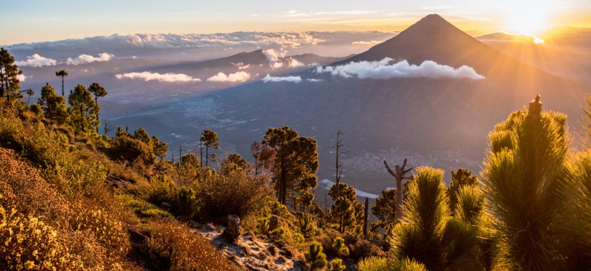 Hike a Volcano in Guatemala