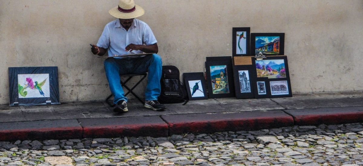4 days in Antigua Guatemala