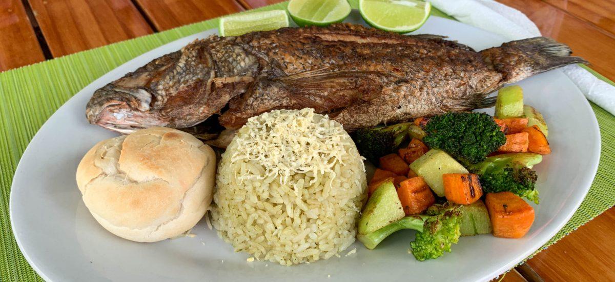 El Salvador travel guide food to eat in El Salvador