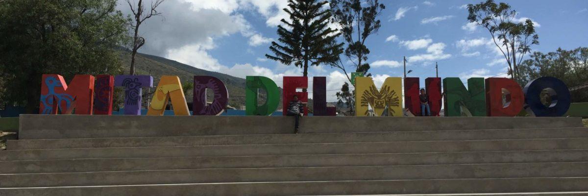 Mitad del Mundo Quito